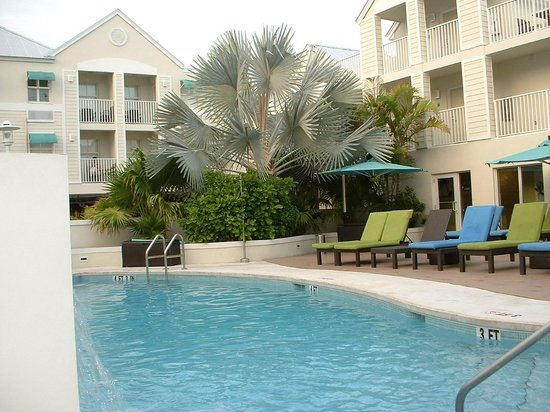 Silver Palms Inn: Pool was small but very comfortable