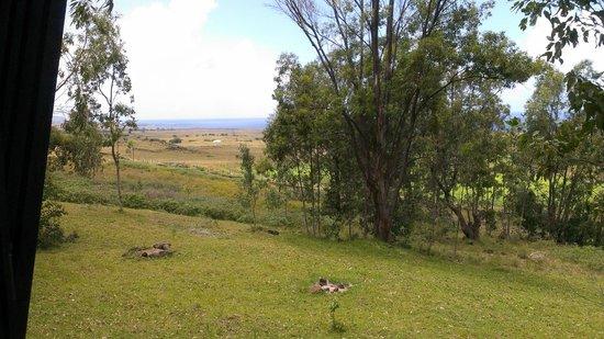 explora Rapa Nui - All Inclusive: вид из окна
