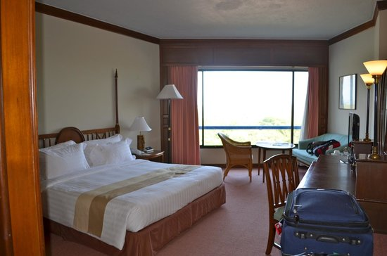Dusit Island Resort Chiang Rai: Tired rooms