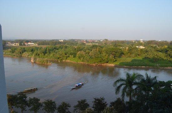 Dusit Island Resort Chiang Rai: View from room
