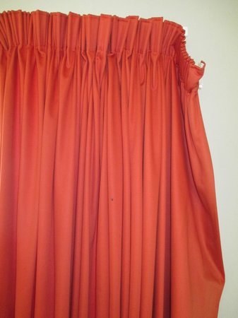 SilverOaks Resort Heritage: one of the hanging drapes