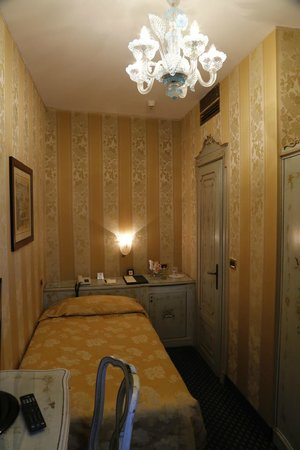 Villa Igea: Single room n.701