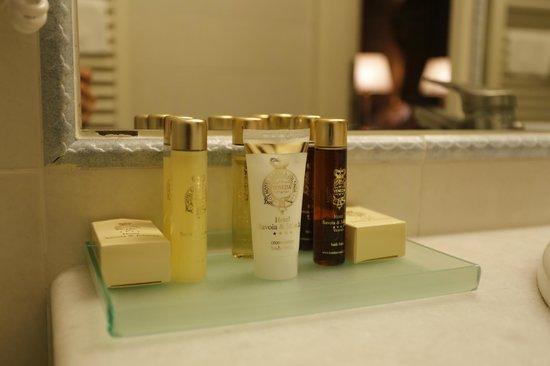 Villa Igea : Bathroom amenity (for double room)