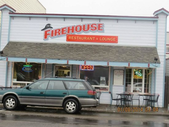 The Firehouse Restaurant: In Old Town Florence Oregon