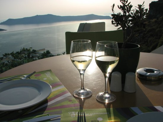 Character Italian Restaurant & Lounge Bar: Cool wine
