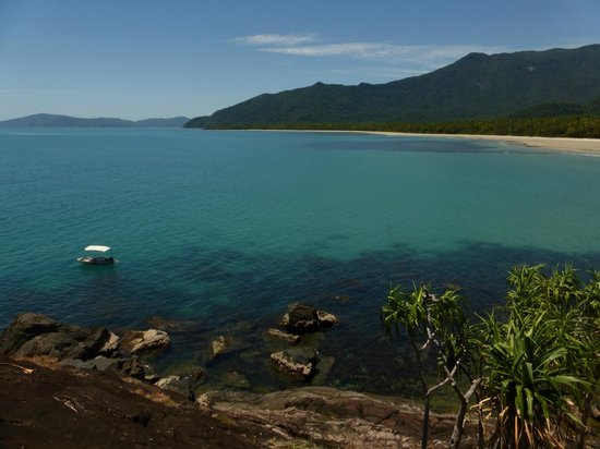 Cape Tribulation Beach House: Cape Trib lookout