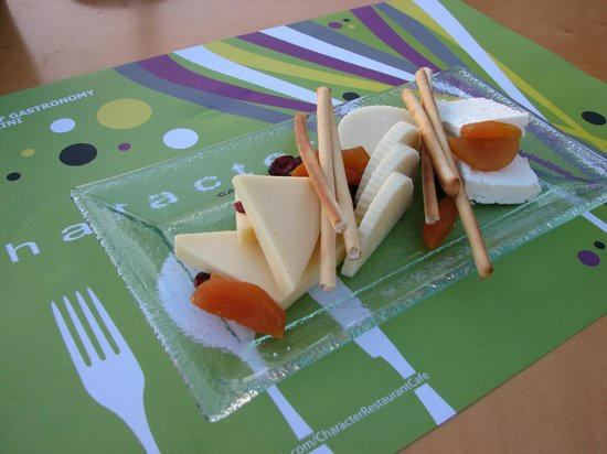 Character Italian Restaurant & Lounge Bar: Dessert