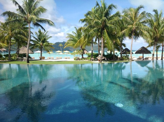 Four Seasons Resort Bora-Bora : Pool