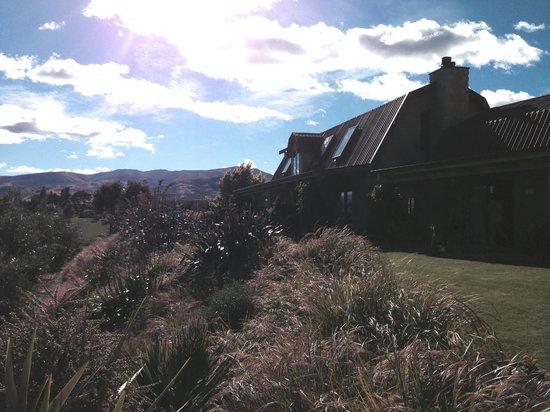 Ardgour Strawbale Bed & Breakfast: Views