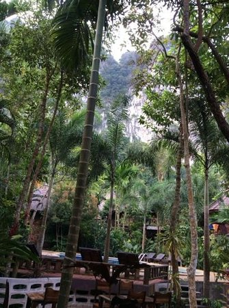 Phu Pha Ao Nang Resort and Spa: From our veranda...how can you match this!?