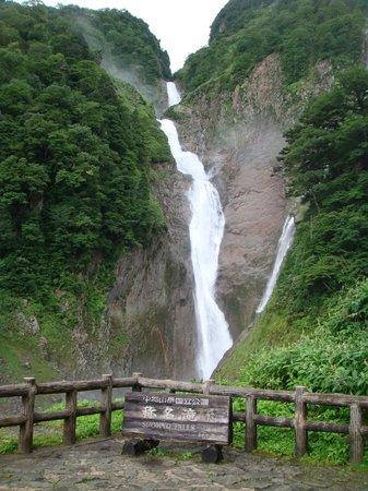 Shomyo Waterfall: 称名滝