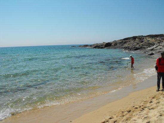 Chia Laguna - Hotel Village: Beach