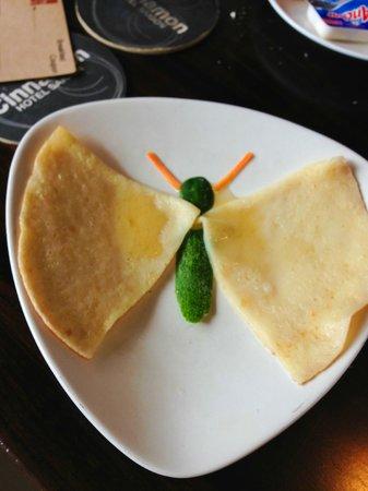 Cinnamon Hotel Saigon: breakfast
