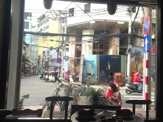 Cinnamon Hotel Saigon: 1F
