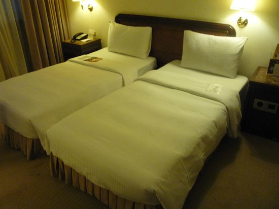 Sunworld Dynasty Hotel Taipei: ツインルーム