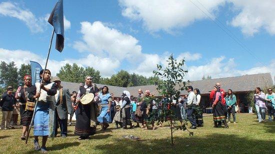 Osorno, Chili : Turismo Indígena