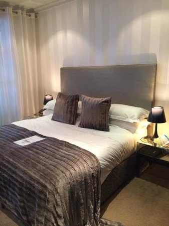 O on Kloof Boutique Hotel & Spa: Room