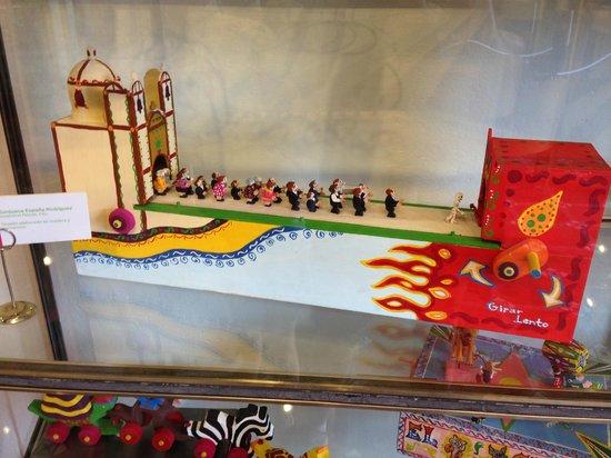Museo La Esquina: Toy Museum