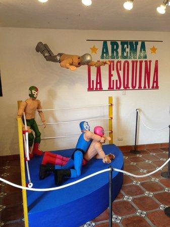 La Esquina, Museo del Juguete Mexicano: Toy Museum