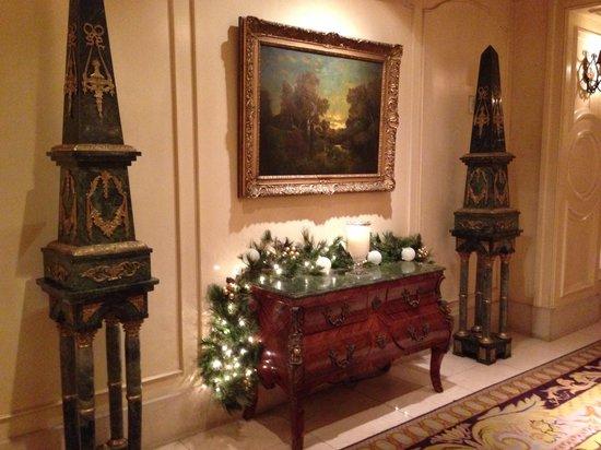 The Ritz-Carlton, New Orleans : Lobby area