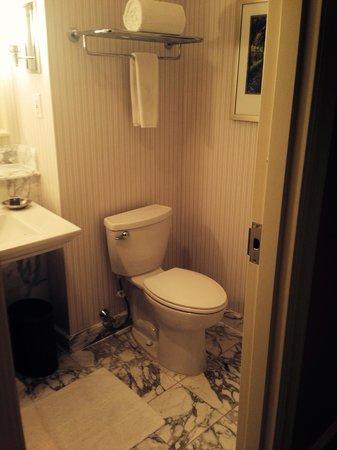 The Ritz-Carlton, New Orleans: Room 1110 Powder Room
