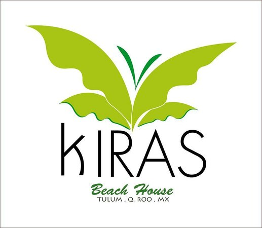 Kiras Beach House: logo