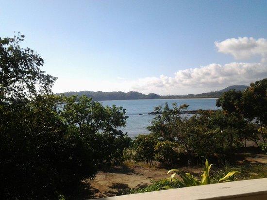 Hotel Guanamar: Vista desde el balcón de la habitación