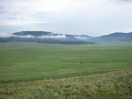 Valles Caldera National Preserve: Morning on the Caldera