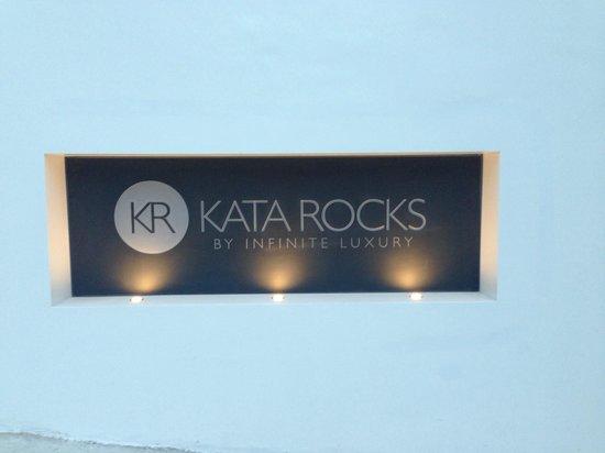 Kata Rocks: KR logo