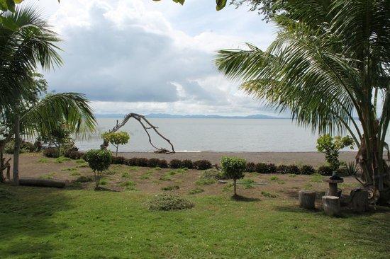 Finca Samaria: Samaritano beach view