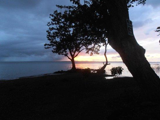 Finca Samaria : Sunset at Samaritano beach