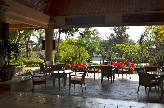 Katiliya Mountain Resort & Spa: Chill out area