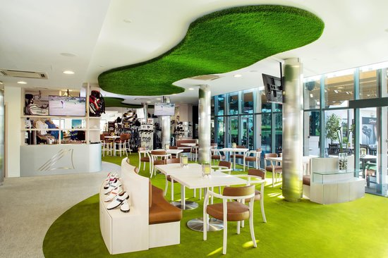 The Academy Restaurant & Cafe