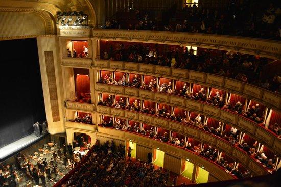 State Opera House: 素晴らしホール