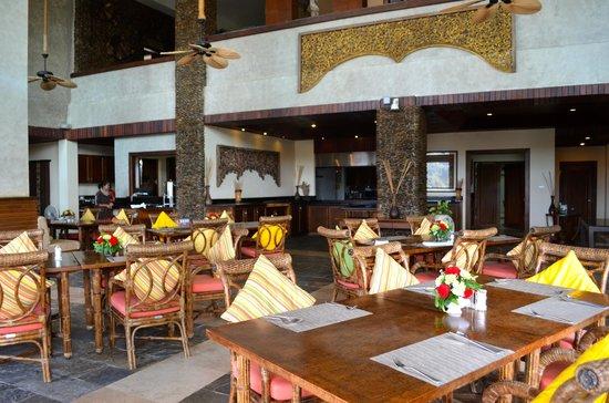 Katiliya Mountain Resort & Spa: Dining area