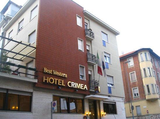 Best Western Hotel Crimea: Hotel Crimea