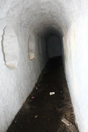 Tunnels in Fort George
