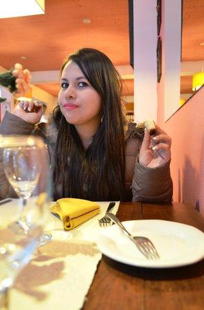 Vera Cruz : Lista para comer
