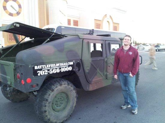 Battlefield Vegas: Humvee
