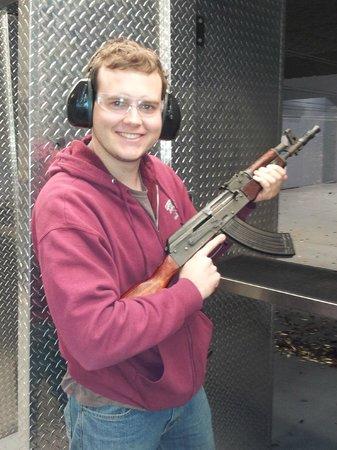 Battlefield Vegas: Ready to shoot?