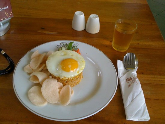 Ministry of Coffee: Breakfast  Nasi Goreng