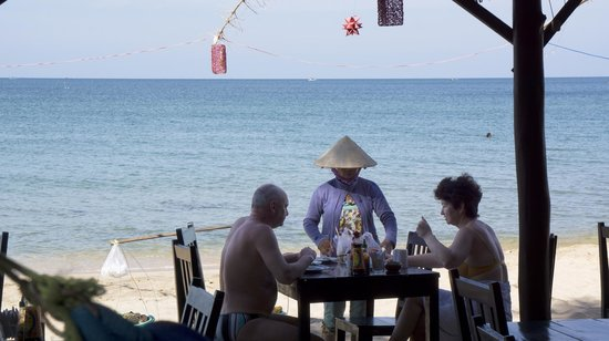 Viet Thanh Resort : Beach View - High Quaility Pic