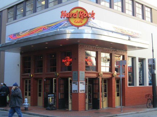 Hard Rock Cafe New Orleans Reviews