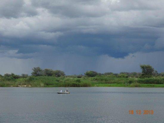 Kalizo Lodge: All weather fishing
