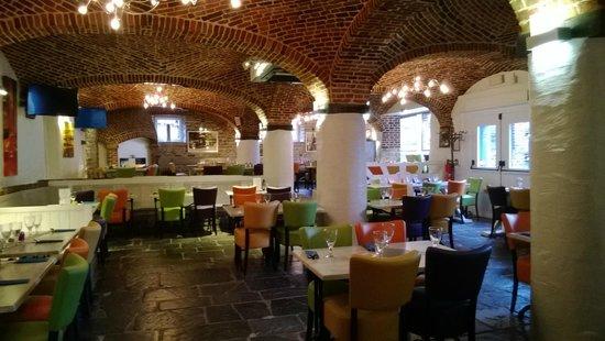 Kouterhof : The restaurant of the Hoegarden beer museum