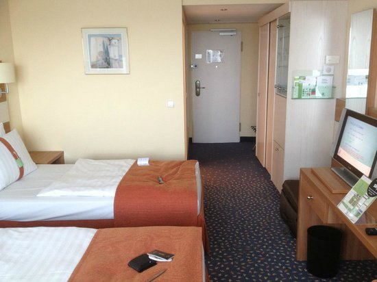 Holiday Inn Stuttgart: My room on Floor 6
