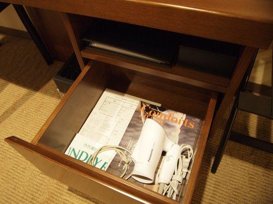 Nagoya Sakae Tokyu REI Hotel: 部屋