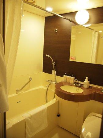 Nagoya Sakae Tokyu REI Hotel: バスルーム