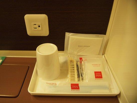 Nagoya Sakae Tokyu REI Hotel : バスルーム