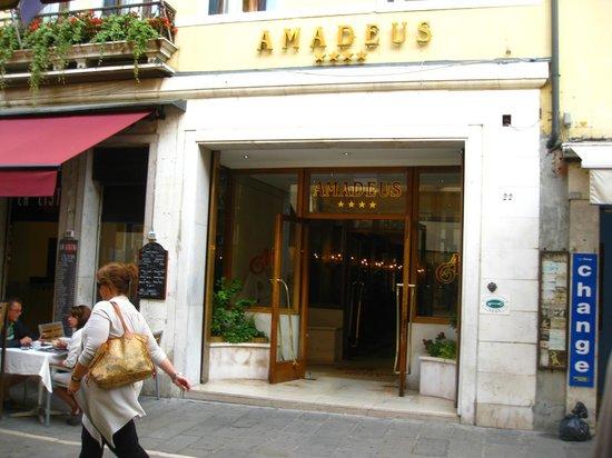 Amadeus Hotel Venice